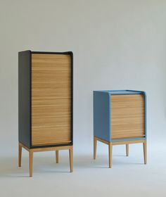 Tapparelle cabinet by Emmanuel Gallina for Colé