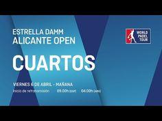 9:00 Cuartos de final femeninos - Estrella Damm Alicante Open 2018 - World Padel Tour - LA TELE DEPORTES