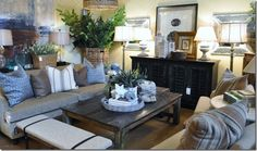 Cozy Living Room By bungalow furniture & accessories -- see more at LuxeFinds.com