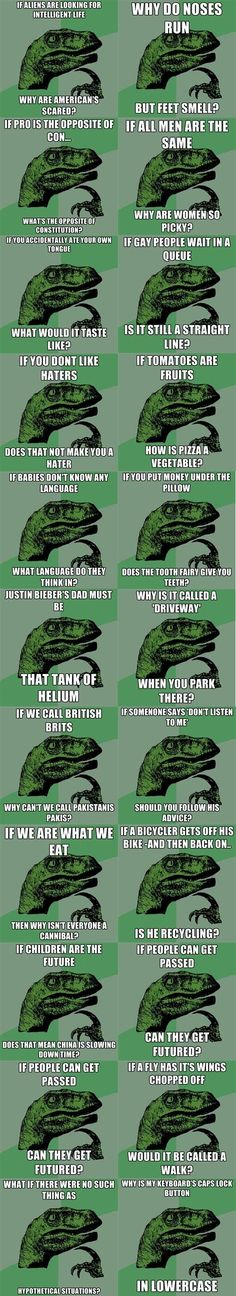Philosoraptor What If (12)