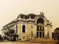Opera house old saigon