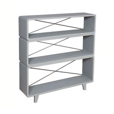 Millefeuille Bookcase - Light Grey-product
