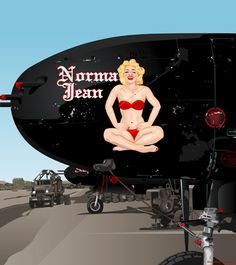 Norma Jean by yankeedog on DeviantArt