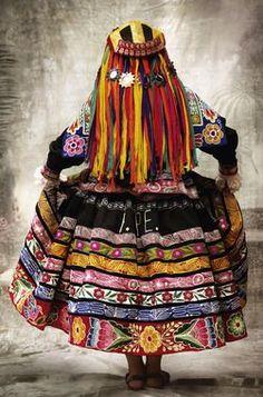 Foto Mario Testino Cusco Peru