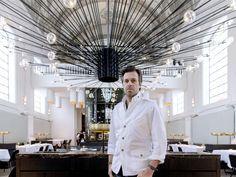 Restaurant van Nederlandse topchef Sergio Herman mooiste ter wereld en vrij dichtbij