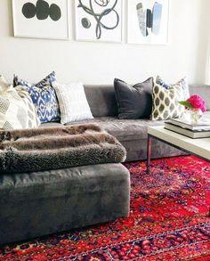 Linda Merrill Portfolio Duxbury Casual Living Room 5