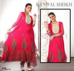 Kanwal Sheikh Midsummer Collection 2013 For Women