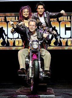 We Will Rock You Ben Elton Kate Maree Hoolihan (Scaramouche) Michael Falzon (Galileo)