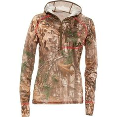 Women Pink Camo Hunting Realtree Spring Hoodie Under Armour Band Medium XL | eBay I HAVE THIS AND LOVE LOVE IT!!