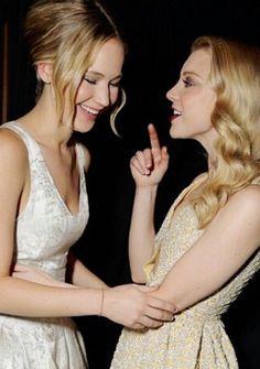 Jen and Natalie