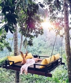 Kamandalu Ubud - via Hotels and Resorts on : Amazing Destinations - International Tips - Dream - Exotic Tropical Tourist Spots - Adventure Travel Ideas - Luxury and Beautiful Resorts Pictures by Dream Vacations, Vacation Spots, Vacation Mood, Vacation Places, Couples Vacation, Greece Vacation, Tourist Spots, Outdoor Reisen, Jungle Vibes