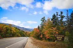 White Mountain National Forest, White Mountains, Country Roads