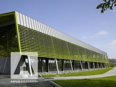 ARTUR IMAGES - Sporthalle Buchsmühle | Sports hall by Zooey Braun