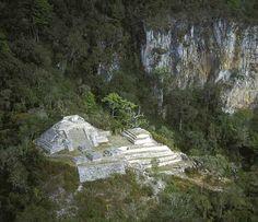 """Zona Arqueologica """"Chinkultik"""" Chiapas México"""