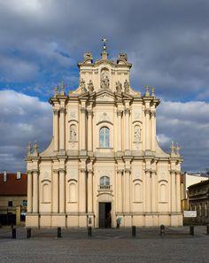Visitationist Church, Warsaw