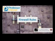 CompTIA Security+ SY0-401 Certification Course - Playlist 1 of 2 - YouTube