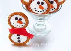 Winter-themed treats - Everyday Dishes