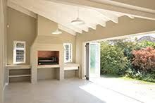 Gallery of Home Renovations - Living Design - House Design and Renovation. Interior Designs for Homes in the Cape Town Area. Fashion Art, Built In Braai, Backyard Covered Patios, New Staircase, House Extensions, Home Reno, Pool Houses, House Front, Outdoor Entertaining