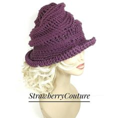 VIRGINIA crochet wide brim hat in mulberry purple cotton. http://ift.tt/2buhYtD Available in my Etsy shop. Check out more http://ift.tt/1rDYhmo  If you do not have Etsy I also do separate PayPal invoices. DM me your email address.  #advancedstyle #arisethcohen #fashionforward #wearitloveit #fashionstatement #classyandfashionable #stylefile #fashionconsultant #wardrobestylist #wardrobestyling #getthelook #50plusandfabulous #modernart #contemporaryart #artlover #abstract #art #arty #artistic…