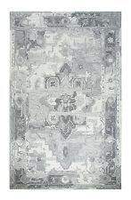 White/Ivory Rug (8' X 11') Vintage Distressed Carpet NEW + FREE SHIPPING #120761