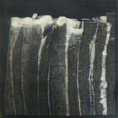 Midnight at the Barne Glacier, by Clare Plug, 2008