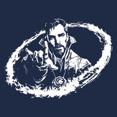 Doctor Strange casts a colorful spell on your wardrobe with the Sorcerer Supreme T-Shirt. Featuring the likeness of Benedict Cumberbatch as the most powerful Adventure Time Finn, S Tattoo, Punisher, Harley Quinn, Marvel Comics, Iron Man, Cloak Of Levitation, Suicide Squad, Supreme T Shirt