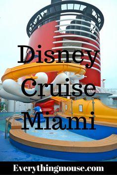 Disney Cruise Miami