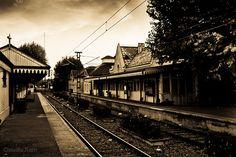 Estación Anchorena del Tren de la Costa (Bs As)