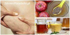 Walcz z cellulitem za pomocą miodu i octu jabłkowego - Zdrowe poradniki