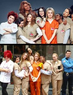 Let's face it, it's better to coordinate a group halloween costume with your besties. Here are 16 costume ideas that you and your girl squad will absolutely love. Group Halloween Costumes For Adults, Best Group Halloween Costumes, Cute Halloween Costumes, Halloween Kostüm, Cool Costumes, Costume Ideas, Funny Group Costumes, Scream Halloween, Amazing Costumes