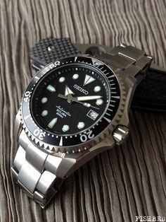 Seiko SBDC007 Shogun. Just so well balanced. And titanium. Dream watch.