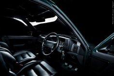 Peugeot 309 GTI Goodwood intérieur