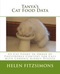 Tanya's Comprehensive Guide to Feline Chronic Kidney Disease - Cat Food Data Book Renal Failure Diet, Kidney Failure Symptoms, Chronic Kidney Disease, Cat Diseases, Pet Health Insurance, Kidney Infection, Kitten Care, Cat Health