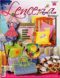 Pin Revistas De Manualidades Para Descargar Lenceria Nº 2 Picture