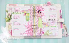 Designs by Robin: Planner Spread - Week 31