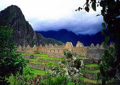 Macchu Piccu, Peru