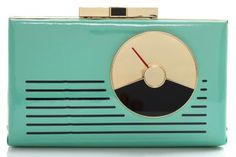 LOVING this Kate Spade 'radio samira' clutch