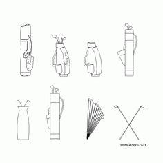 소품 - 골프용품