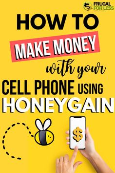 With this HoneyGain app, you can earn a passive income from your smartphone. Simply leave the app installed and earn money while leaving the app installed in the background by sharing your internet. Make money online. Ways To Earn Money, Earn Money From Home, Make Money Fast, Way To Make Money, How To Make, Earn Free Money, Online Earning, Earn Money Online, Online Jobs