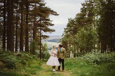 Swinton Bivouac Outdoor Woodland Ceremony Yorkshire Emilie May Photography Wedding VenuesWoodland