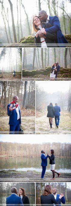 Cedric Derbaise Photographe de mariage Picardie Oise - Séance engagement - Séance en amoureux - Agnetz