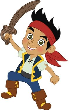 jake and the neverland pirates, my son loves this show!