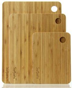 Epicurean Kitchen Series 14.5-Inch-by-11.25-Inch Cutting Board, Nutmeg