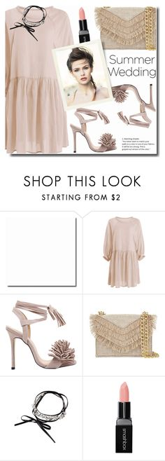 """""""Summer"""" by soks ❤ liked on Polyvore featuring Cynthia Rowley, Smashbox and polyvoreeditorial"""