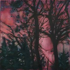 Katherine Bowling - Red Sky