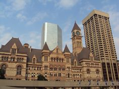 Toronto Courthouse - Old City Hall (60 Queen Street West).  Contact Morrie Luft, a Toronto criminal lawyer, if you need representation for your criminal or drug charges.  He can be contacted at 416-433-2402.
