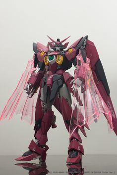 GUNDAM GUY: MG 1/100 Gundam Fenice Rinascita [Epyon Custom] - Customized Build