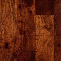 "3/4"" x 4-3/4"" Golden Teak Acacia Handscraped - Virginia Mill Works | Lumber Liquidators"