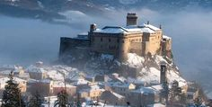 Castello di Compiano - Italia