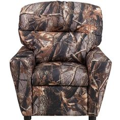 Camo Comfort Recliner Camo Furniture Mossy Oak